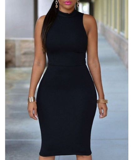 ashlaysbeauty-com-23-99-solid-color-back-out-sleeveless-dress-front