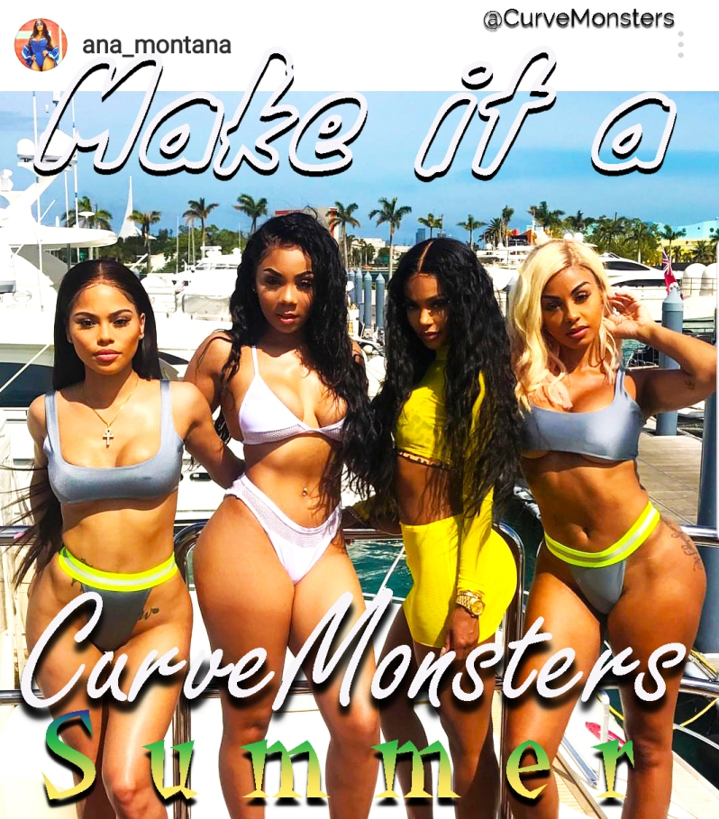 Make It a CurveMonsters Summer