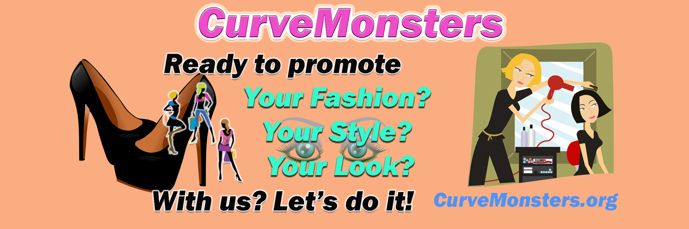 Advertise with CurveMonsters
