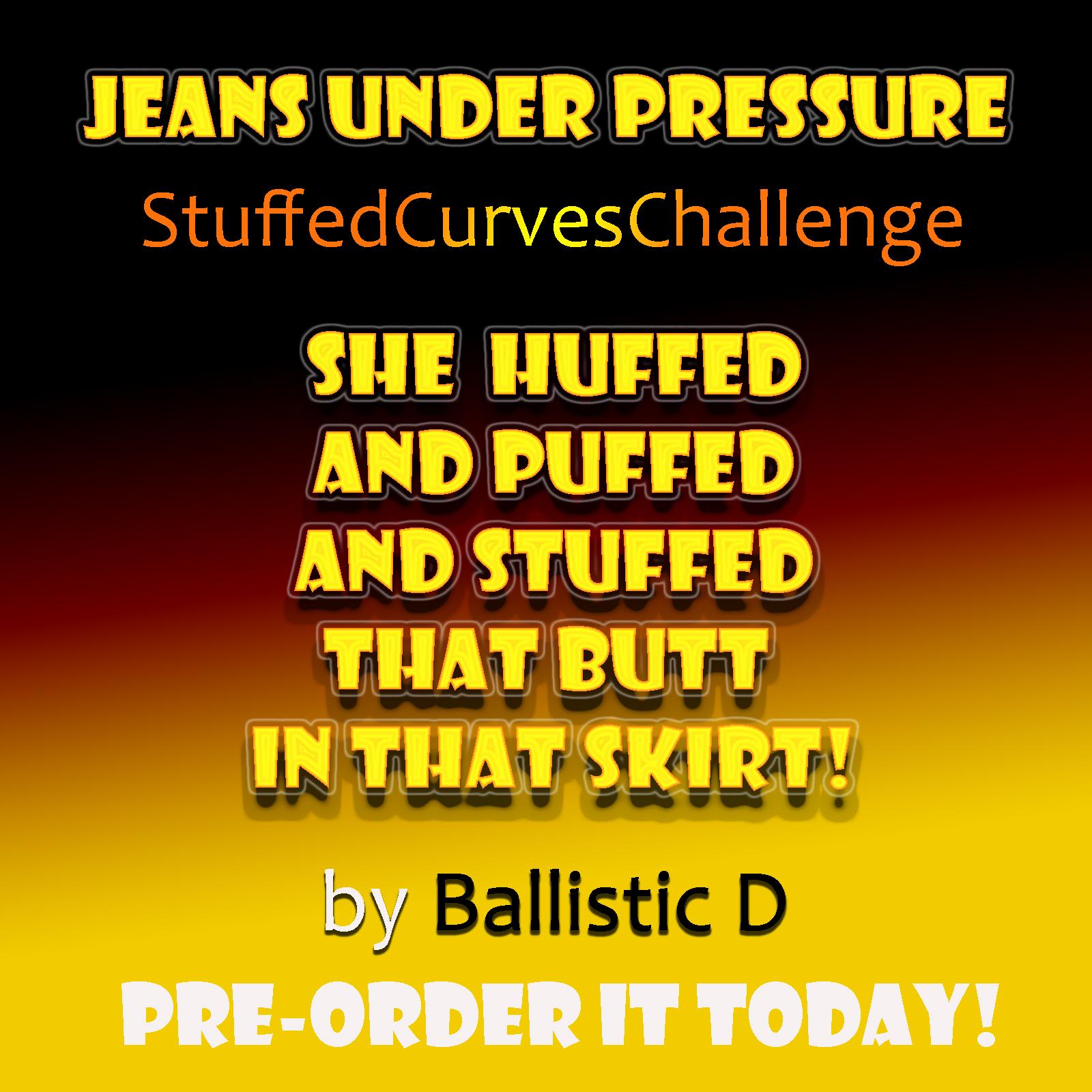 Jeans Under Pressure Song -PreOrder